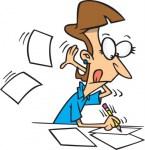 writing process photo