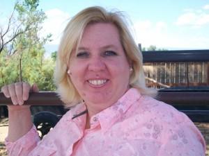 D'Ann my author pic