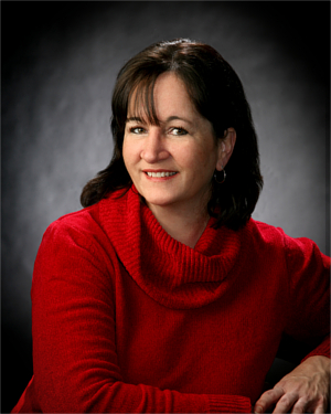 Author Picture - Alicia Dean
